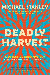 Foto Cover di Deadly Harvest, Ebook inglese di Michael Stanley, edito da HarperCollins