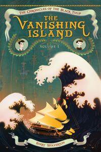 Foto Cover di The Vanishing Island, Ebook inglese di Dave Stevenson,Barry Wolverton, edito da HarperCollins