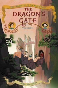 Ebook in inglese The Dragon's Gate Wolverton, Barry