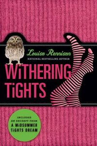 Ebook in inglese Withering Tights with Bonus Material Rennison, Louise