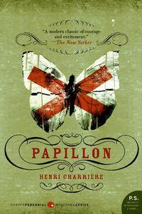 Foto Cover di Papillon, Ebook inglese di Henri Charriere, edito da HarperCollins