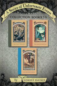 Foto Cover di A Series of Unfortunate Events Collection, Ebook inglese di Lemony Snicket,Brett Helquist, edito da HarperCollins