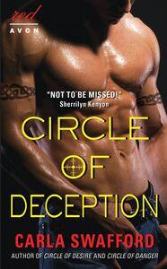 Foto Cover di Circle of Deception, Ebook inglese di Carla Swafford, edito da HarperCollins
