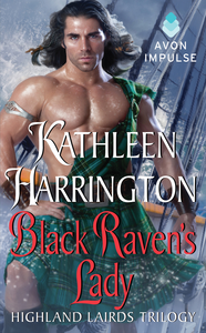 Ebook in inglese Black Raven's Lady Harrington, Kathleen