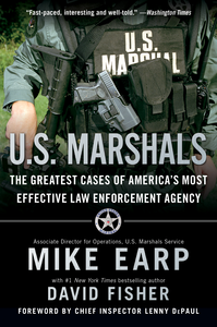 Ebook in inglese U.S. Marshals Earp, Mike , Fisher, David