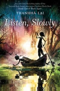 Foto Cover di Listen, Slowly, Ebook inglese di Thanhha Lai, edito da HarperCollins