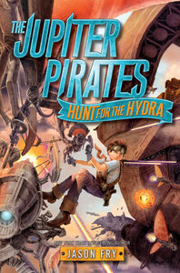 Foto Cover di Hunt for the Hydra, Ebook inglese di Jason Fry, edito da HarperCollins