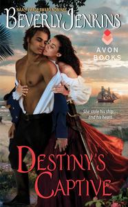 Ebook in inglese Destiny's Captive Jenkins, Beverly