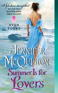 Foto Cover di Summer Is for Lovers, Ebook inglese di Jennifer McQuiston, edito da HarperCollins