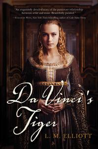 Foto Cover di Da Vinci's Tiger, Ebook inglese di L. M. Elliott, edito da HarperCollins