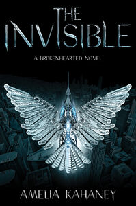 Ebook in inglese Invisible Kahaney, Amelia