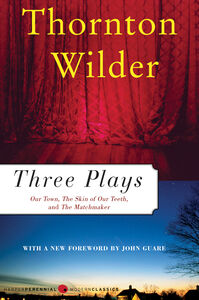 Foto Cover di Three Plays, Ebook inglese di Thornton Wilder, edito da HarperCollins
