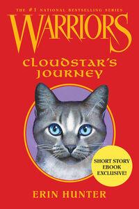 Foto Cover di Cloudstar's Journey, Ebook inglese di Erin Hunter, edito da HarperCollins