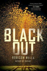 Foto Cover di Blackout, Ebook inglese di Robison Wells, edito da HarperCollins