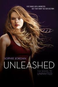 Foto Cover di Unleashed, Ebook inglese di Sophie Jordan, edito da HarperCollins