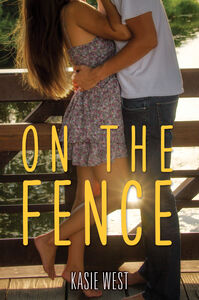 Ebook in inglese On the Fence West, Kasie