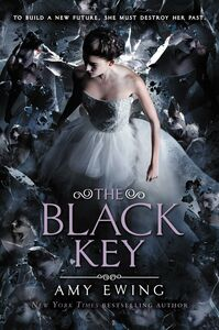 Foto Cover di The Black Key, Ebook inglese di Amy Ewing, edito da HarperCollins