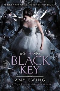 Ebook in inglese The Black Key Ewing, Amy
