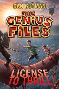 Foto Cover di License to Thrill, Ebook inglese di Dan Gutman, edito da HarperCollins
