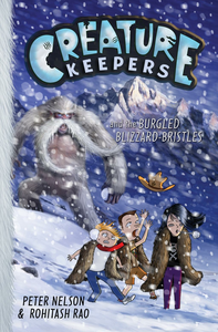 Ebook in inglese Creature Keepers and the Burgled Blizzard-Bristles Nelson, Peter