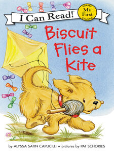 Ebook in inglese Biscuit Flies a Kite Capucilli, Alyssa Satin
