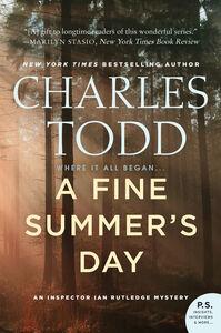 Foto Cover di A Fine Summer's Day, Ebook inglese di Charles Todd, edito da HarperCollins