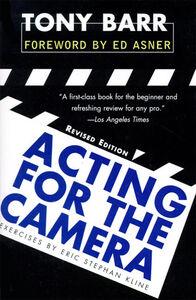 Foto Cover di Acting for the Camera, Ebook inglese di Tony Barr, edito da HarperCollins