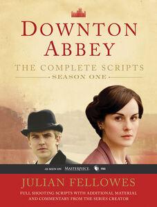 Foto Cover di Downton Abbey Script Book Season 1, Ebook inglese di Julian Fellowes, edito da HarperCollins