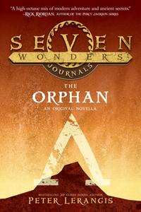 Ebook in inglese Seven Wonders Journals: The Orphan Lerangis, Peter