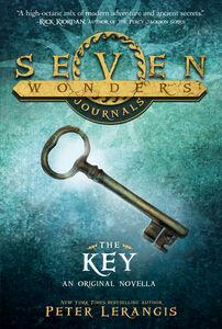 Foto Cover di The Key, Ebook inglese di Peter Lerangis, edito da HarperCollins