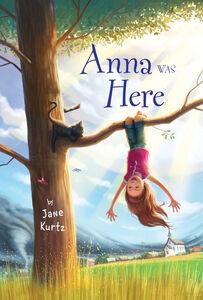 Foto Cover di Anna Was Here, Ebook inglese di Jane Kurtz, edito da HarperCollins