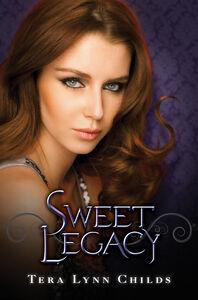 Foto Cover di Sweet Legacy, Ebook inglese di Tera Lynn Childs, edito da HarperCollins
