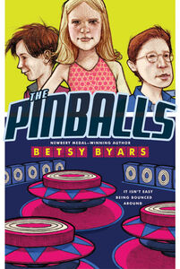 Foto Cover di The Pinballs, Ebook inglese di Betsy Byars, edito da HarperCollins