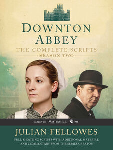 Foto Cover di Downton Abbey Script Book Season 2, Ebook inglese di Julian Fellowes, edito da HarperCollins