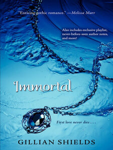 Ebook in inglese Immortal with Bonus Material Shields, Gillian