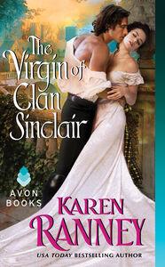 Foto Cover di Virgin of Clan Sinclair, Ebook inglese di Karen Ranney, edito da HarperCollins