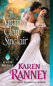 Ebook in inglese Virgin of Clan Sinclair Ranney, Karen