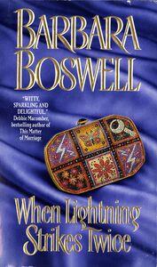 Foto Cover di When Lightning Strikes Twice, Ebook inglese di Barbara Boswell, edito da HarperCollins