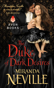 Foto Cover di The Duke of Dark Desires, Ebook inglese di Miranda Neville, edito da HarperCollins