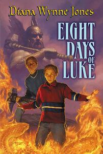 Foto Cover di Eight Days of Luke, Ebook inglese di Diana Wynne Jones, edito da HarperCollins