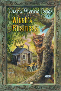 Foto Cover di Witch's Business, Ebook inglese di Diana Wynne Jones, edito da HarperCollins