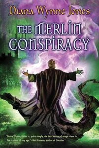 Ebook in inglese The Merlin Conspiracy Jones, Diana Wynne