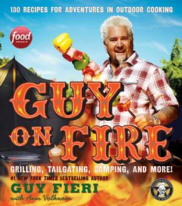 Ebook in inglese Guy on Fire Fieri, Guy