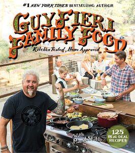 Foto Cover di Guy Fieri Family Food, Ebook inglese di Marah Stets,Guy Fieri, edito da HarperCollins