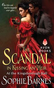 Foto Cover di The Scandal in Kissing an Heir, Ebook inglese di Sophie Barnes, edito da HarperCollins