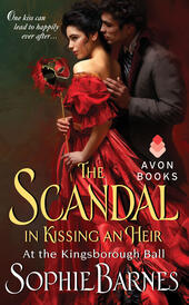 The Scandal in Kissing an Heir