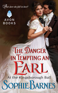 Ebook in inglese Danger in Tempting an Earl Barnes, Sophie