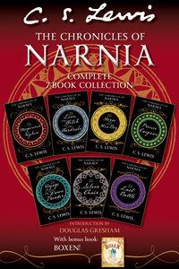 Foto Cover di The Chronicles of Narnia Complete 7-Book Collection with Bonus Book Boxen, Ebook inglese di C. S. Lewis,Pauline Baynes, edito da HarperCollins