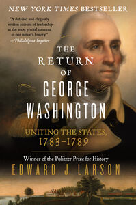 Ebook in inglese Return of George Washington Larson, Edward