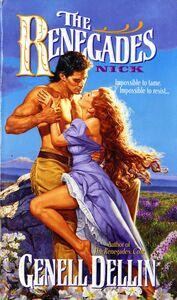Foto Cover di Nick, Ebook inglese di Genell Dellin, edito da HarperCollins